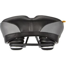 Velo Plush Sella Comfort Uomo, nero